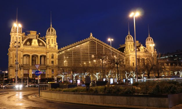 The long awaited modernization of the railway stations in Budapest might be underway