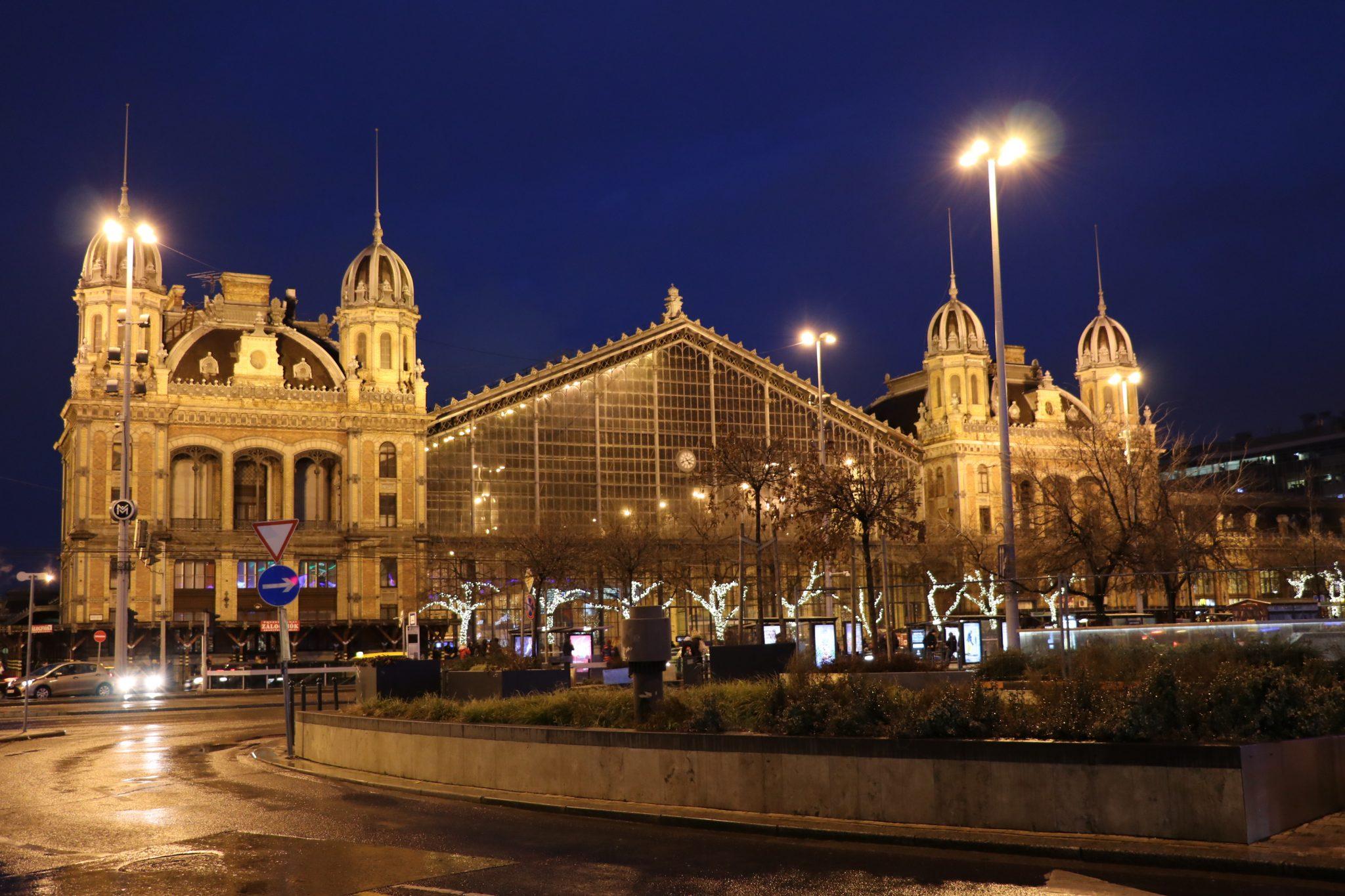 nyugati railway station