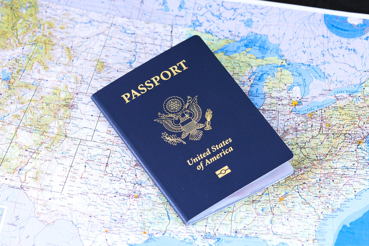 passport usa united states