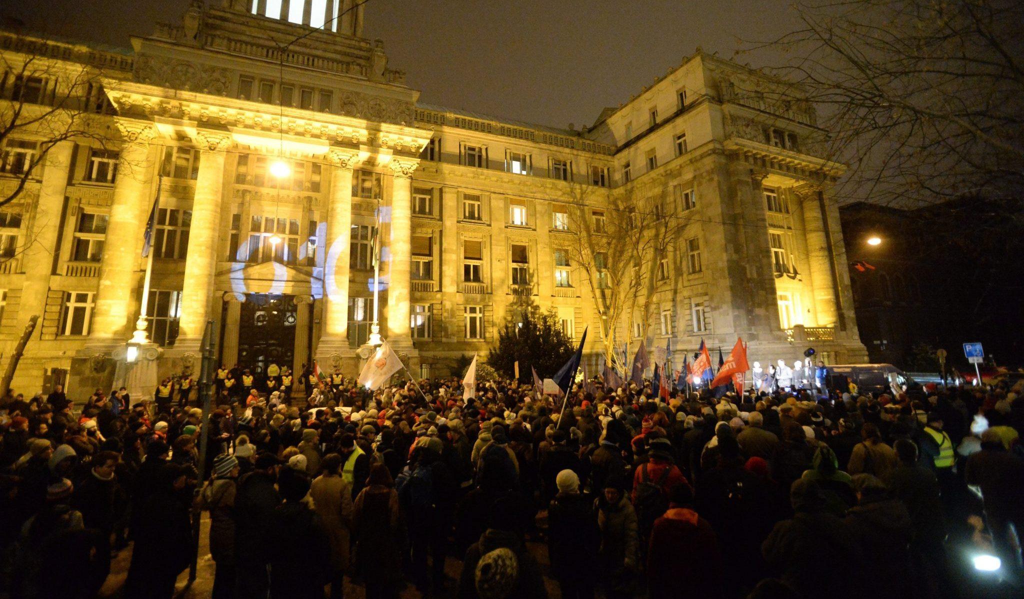 protest demonstration strike