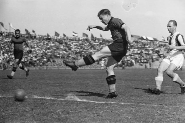 Ferenc Puskás football Hungary