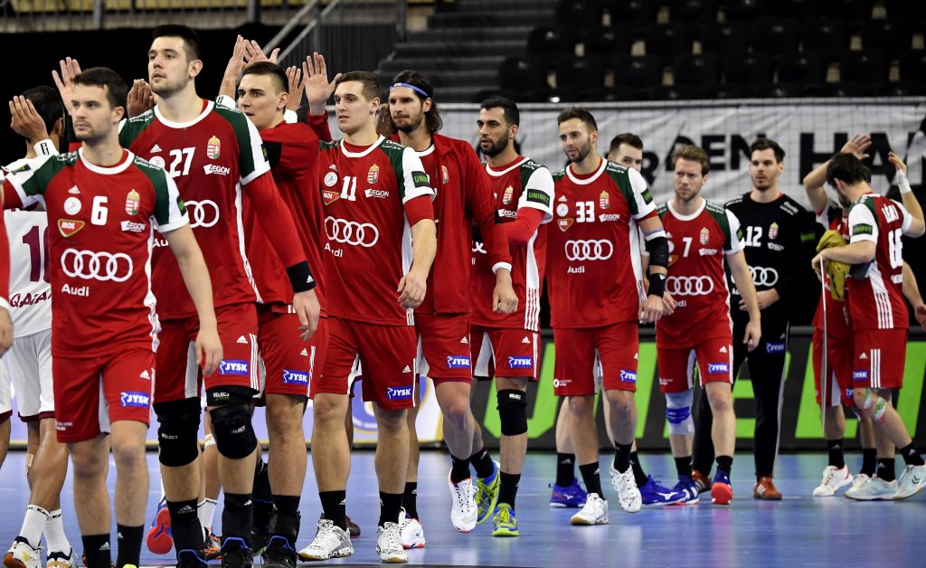 qatar Hungary handball