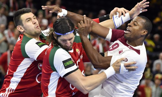 Hungary beats Qatar to 32:26 in Handball WC 2019
