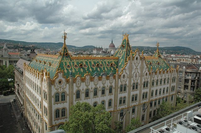 CNN: iconic buildings in Budapest by the 'Hungarian Gaudi'