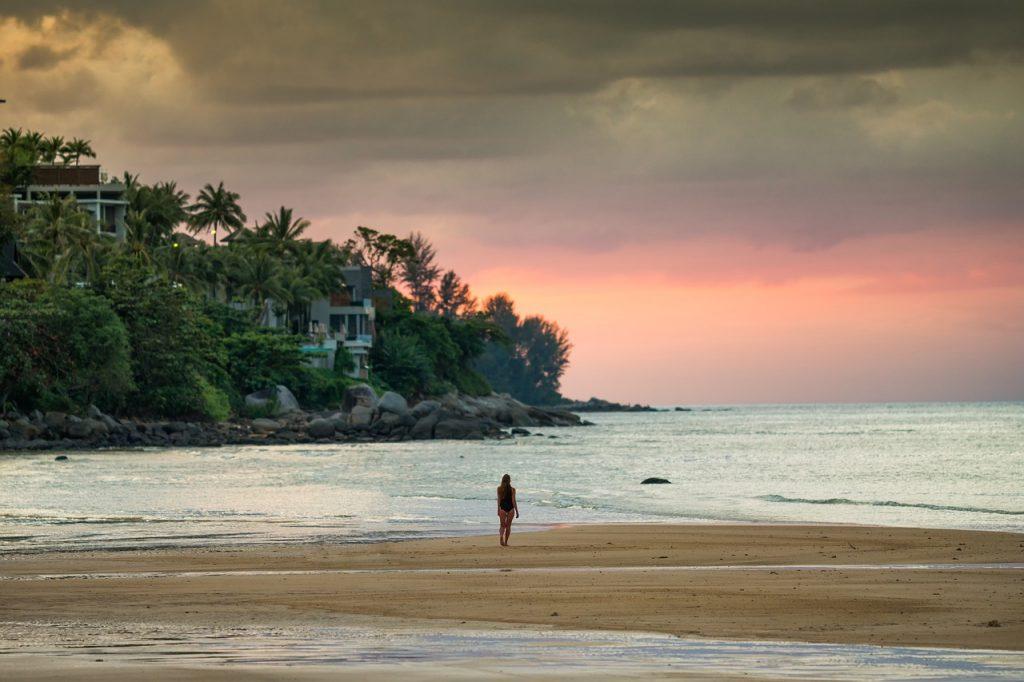 kamala beach Thailand
