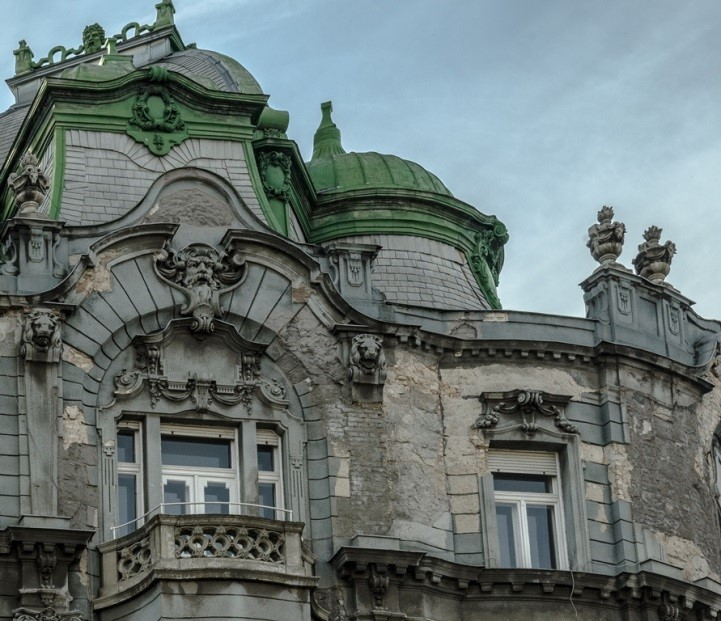 Budapest Grand Boulevard: Most beautiful 100-year-old buildings!