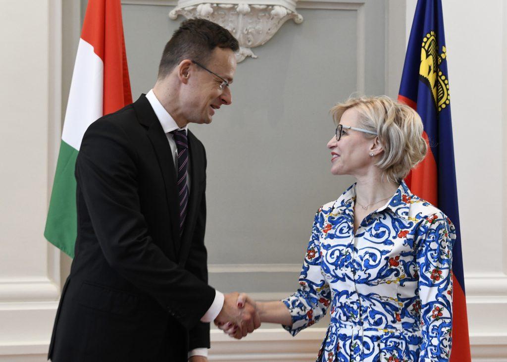 Liechtenstein HUngary
