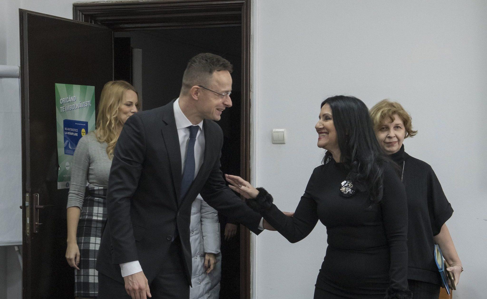 Hungary Romania health