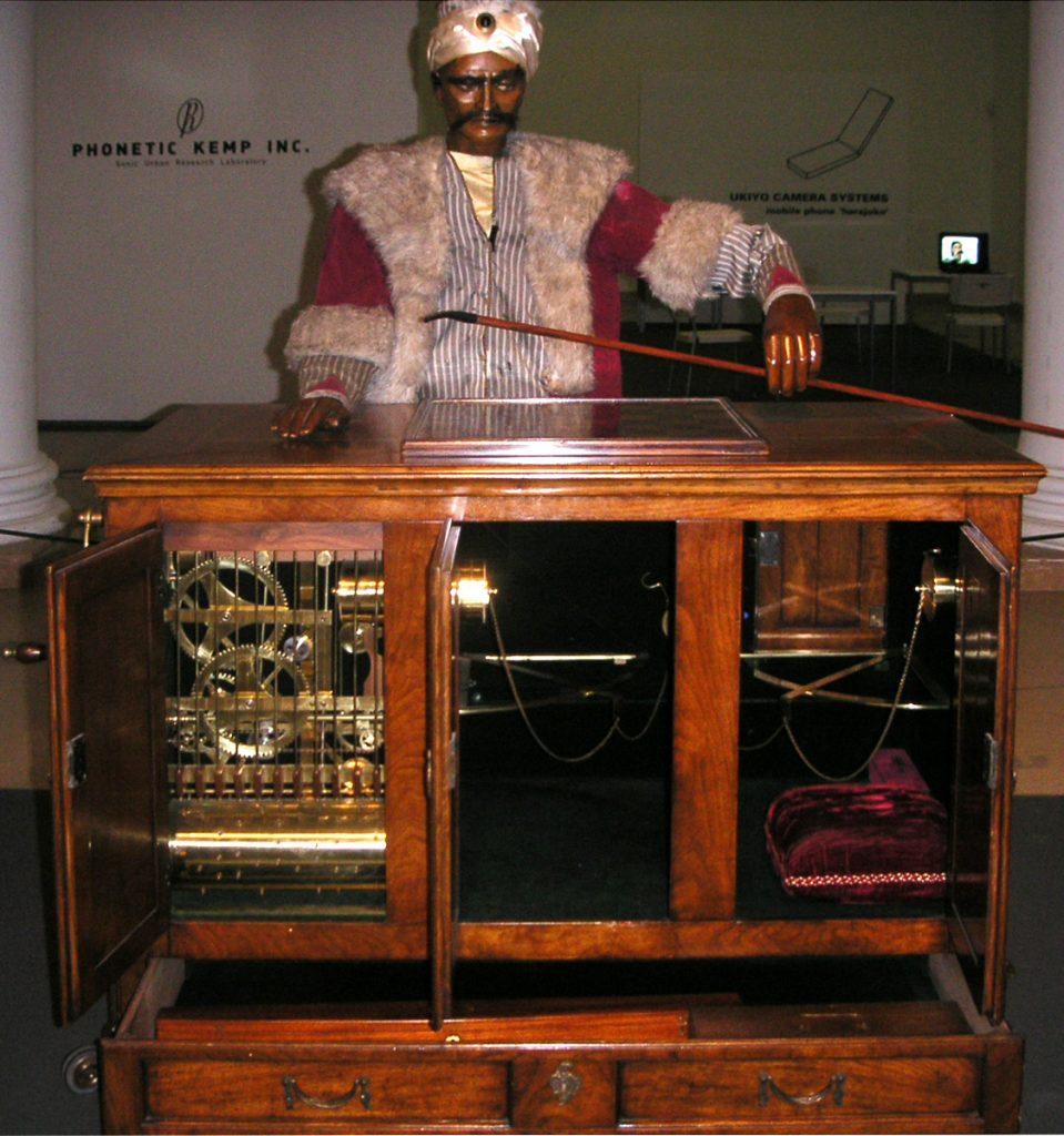 Hungary inventor Farkas Kempelen