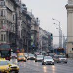 traffic Budapest Hungary ferenciek