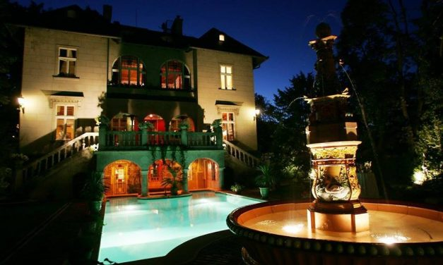 Budapest uncovered: Stunning mansions and villas