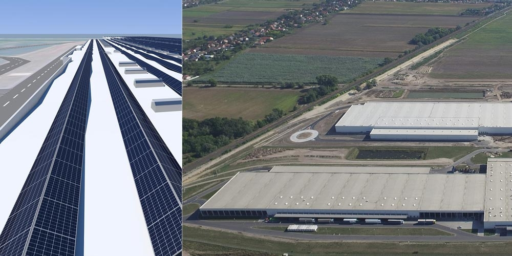Audi and E.ON build Europe's largest PV roof system