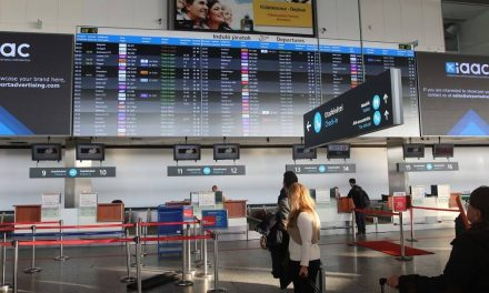 Budapest Airport got the biggest digital screen on the continent – Photos