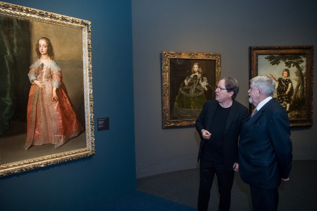 Budapest's Museum of Fine Arts buys Van Dyck portrait