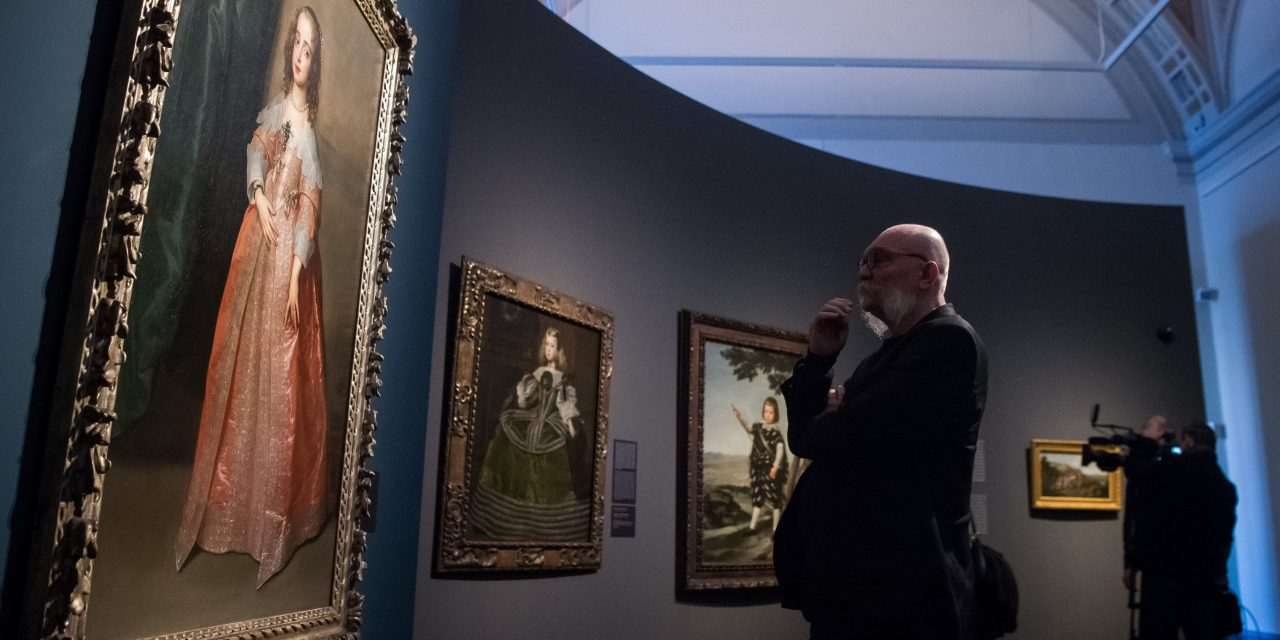 Budapest's Museum of Fine Arts buys Van Dyck portrait – Photos