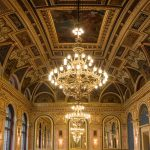 The historical Lotz Hall's café reopens in Budapest – Photos