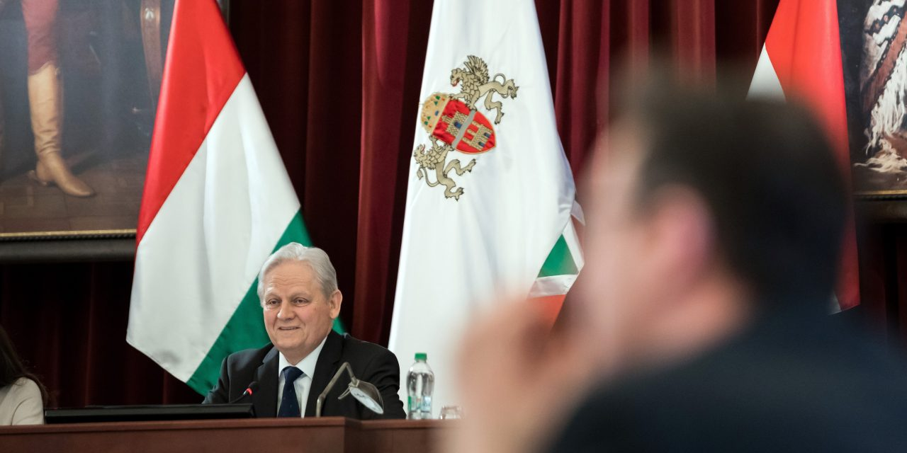 Budapest assembly passes 2019 budget – UPDATE