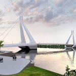 Danube Bridge, Hungary, bridge, construction, building