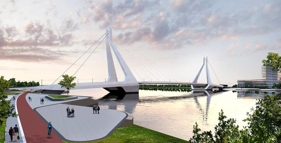 Danube Bridge, Hungary, bridge, construction, building