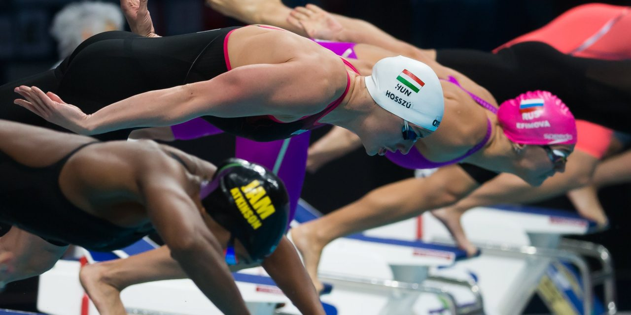 Only in Budapest on the continent: FINA Champions Swim Series 2019