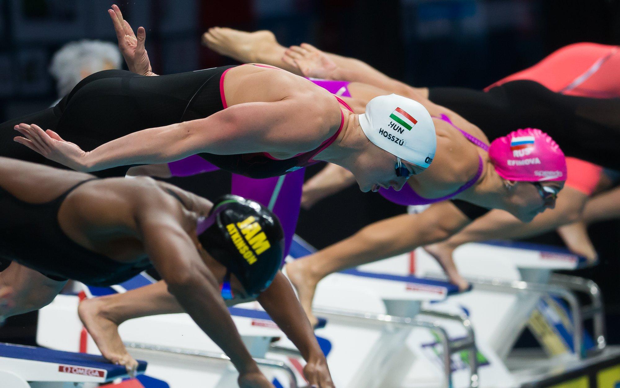 Duna Aréna, Katinka Hosszú, swimming, FINA, competition