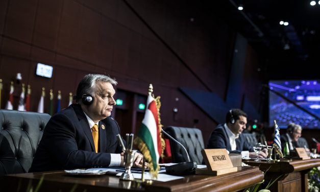 Causes of tensions triggered by migration to strengthen, says Orbán in EU-Arab League summit