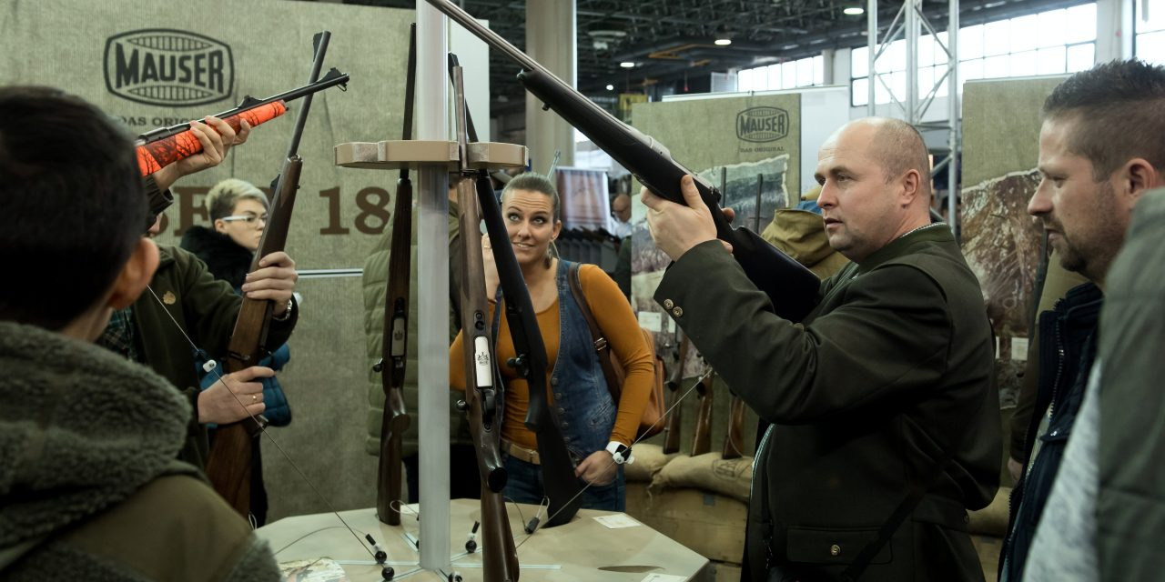 26th Hungarian Fishing, Hunting and Arms International Exhibition opens in Budapest – PHOTOS