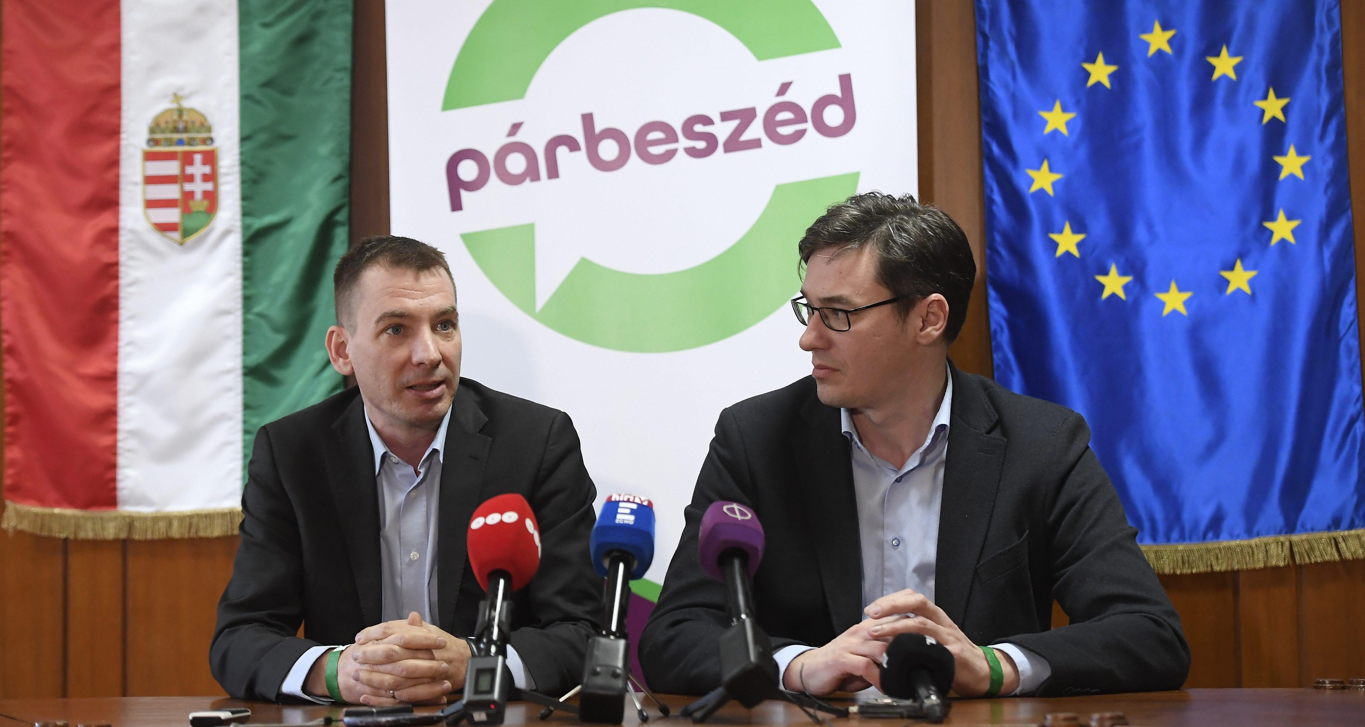 Jávor KArácsony EP ELECTION 2019