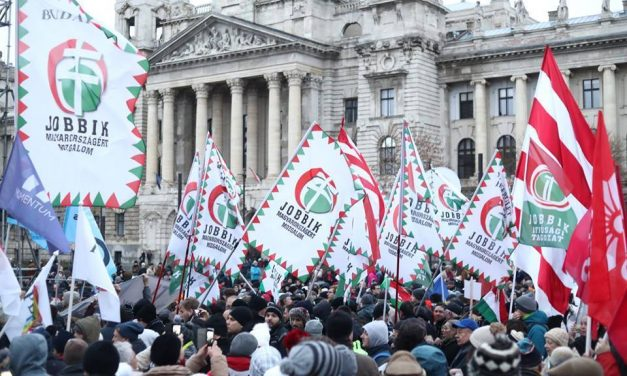 Survival of Jobbik at stake in EP election, says spokesman