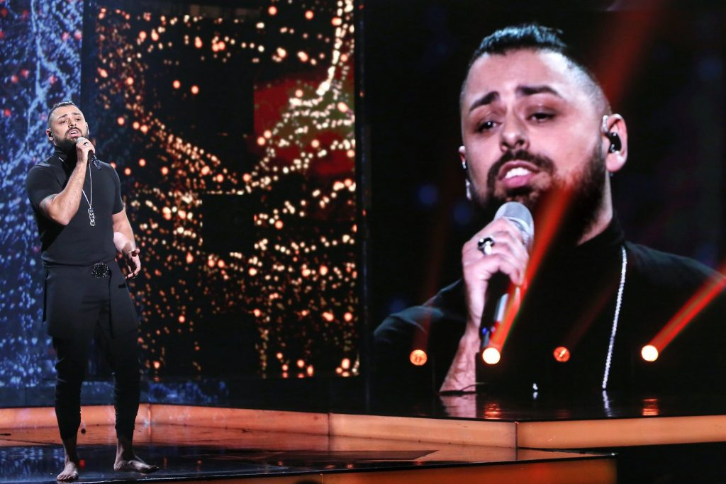 Joci Pápai, Eurovision, song, contest, Hungary