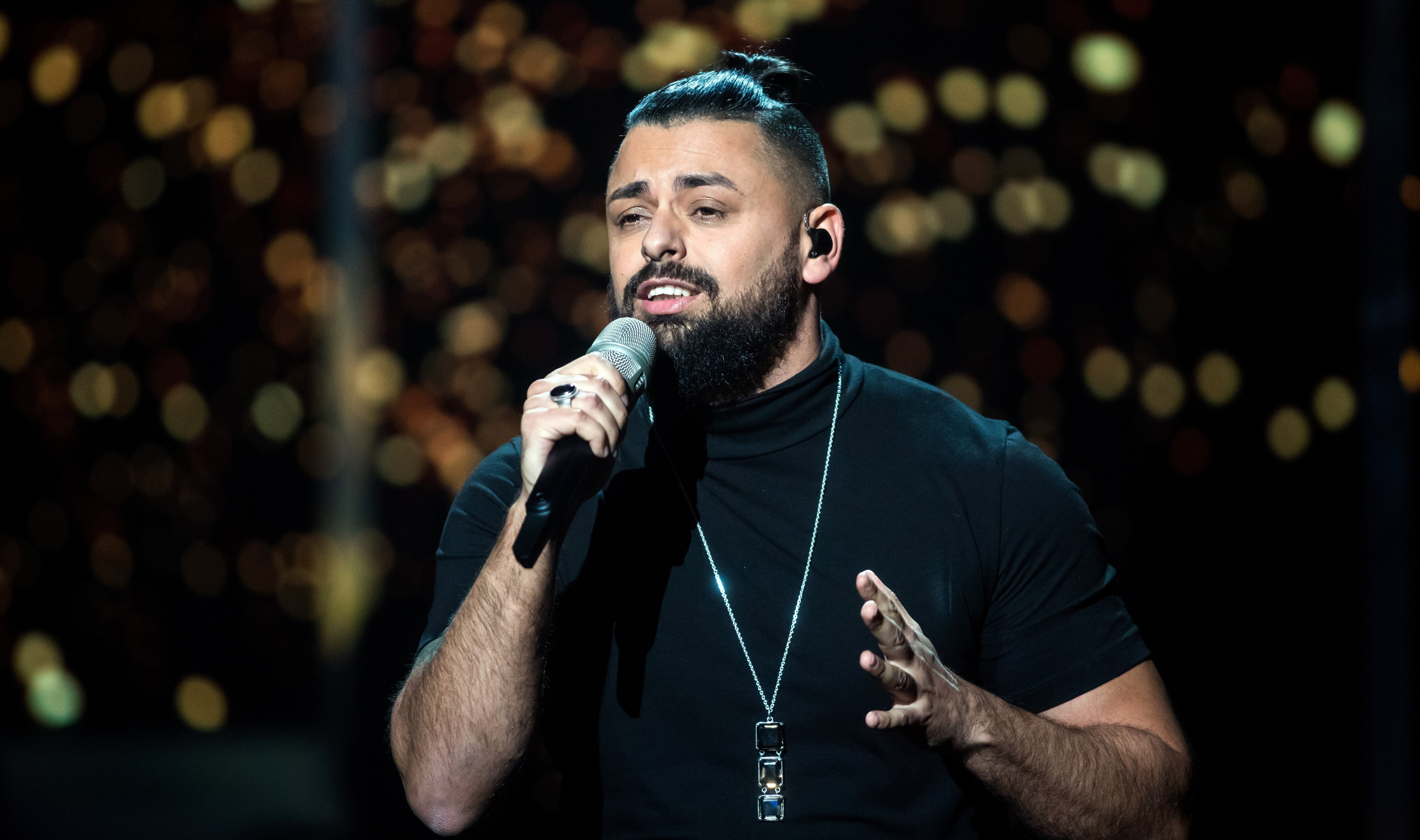 Joci Pápai, Hungary, Eurovision, conest, singer, song