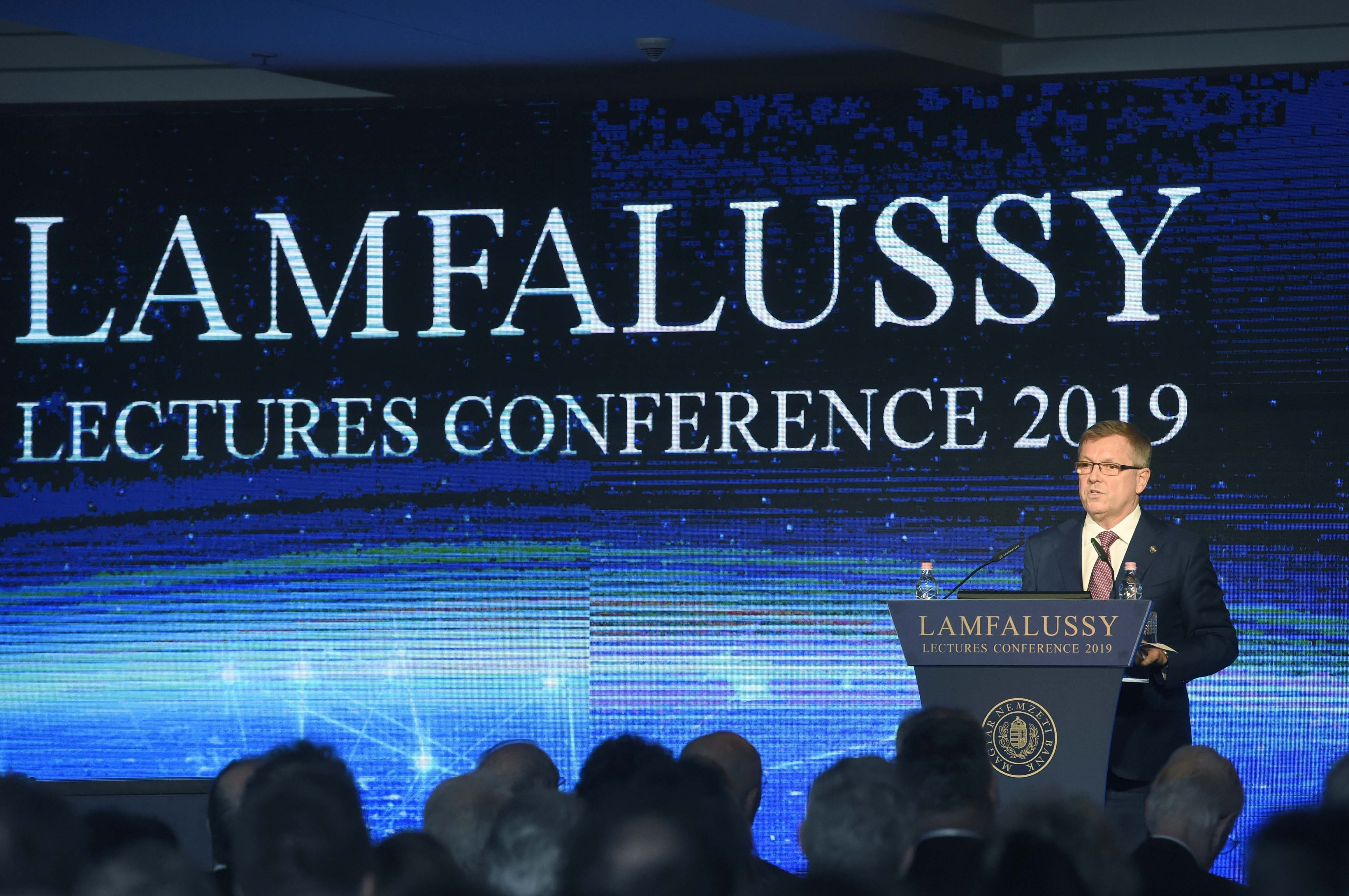 Lámfalussy Lectures