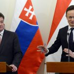 Slovakia Hungary foreign ministers