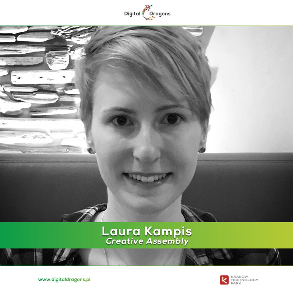 Laura Kampis, game, designer, successful
