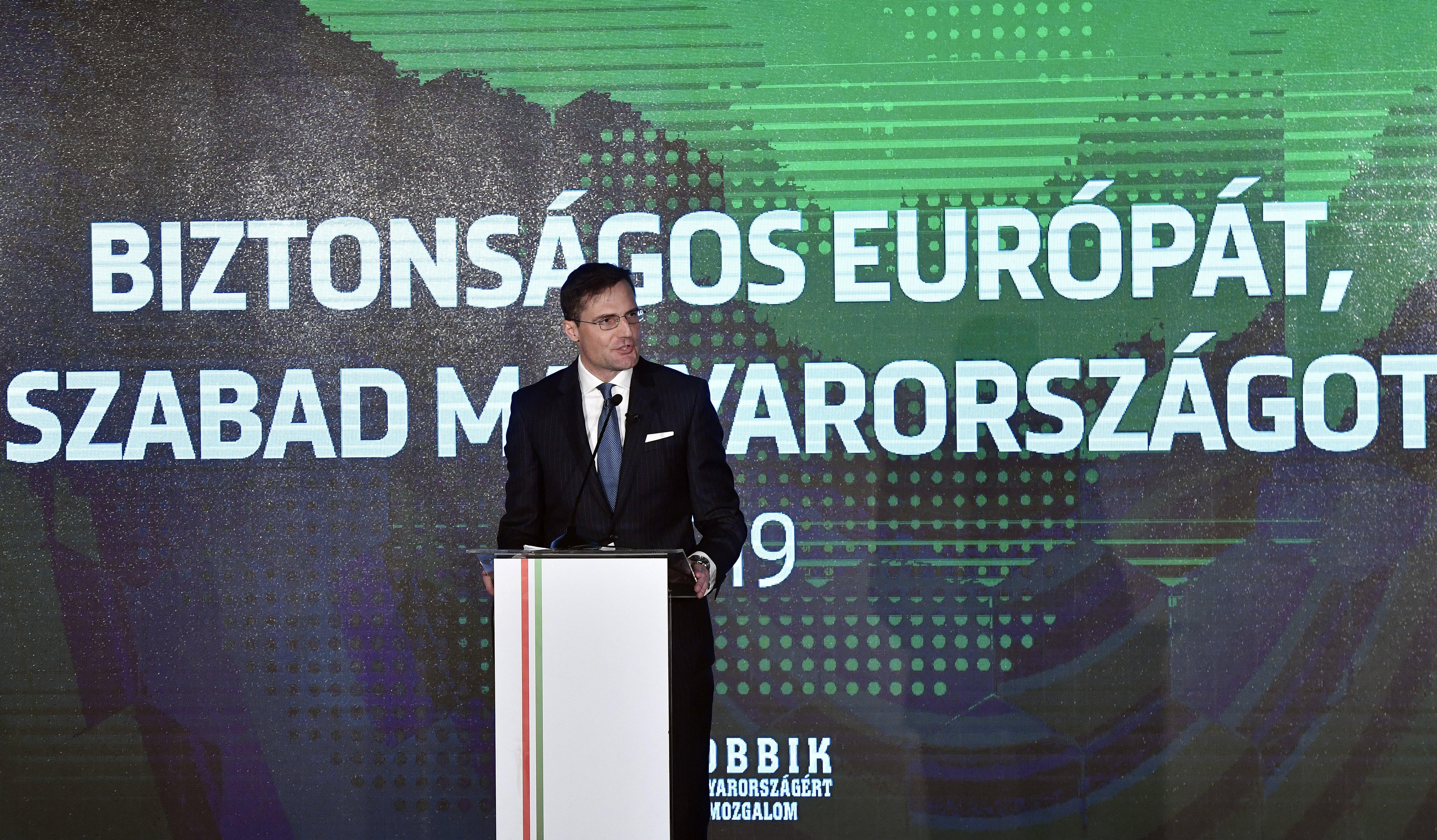 Jobbik Gyöngyösi Hungary