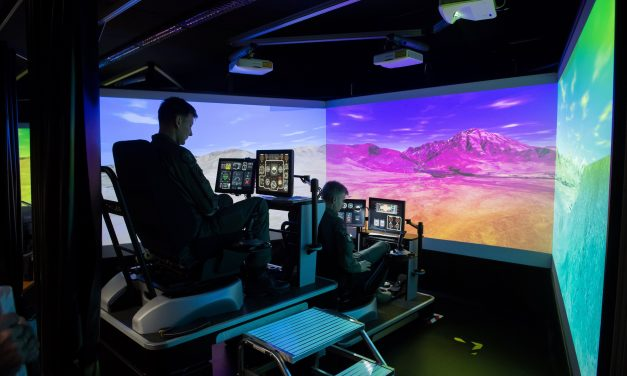 New helicopter simulator was inaugurated in Hungary – PHOTOS