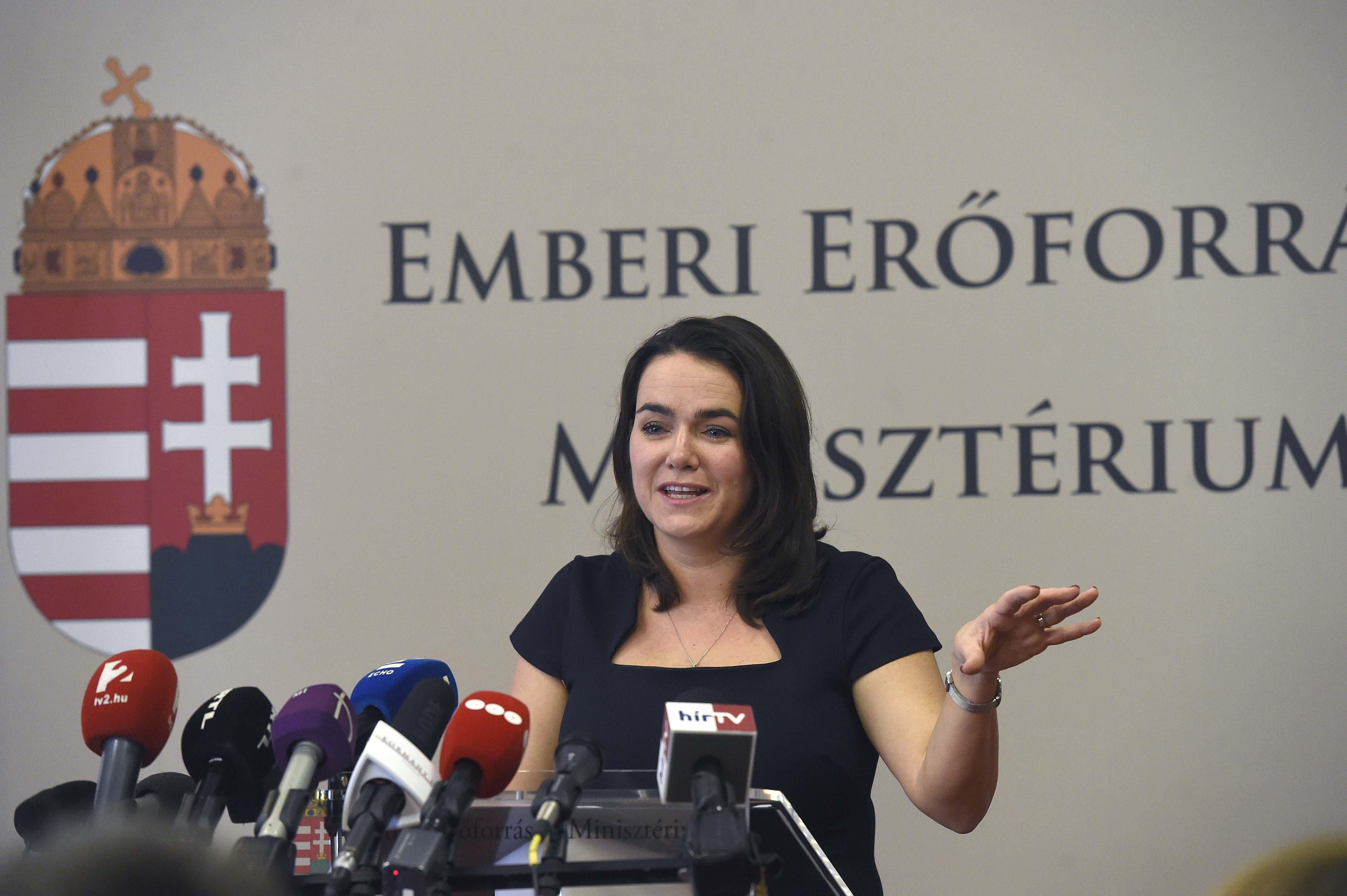 Novák Hungary Government