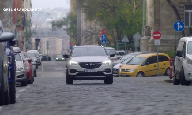German Opel commercial mocks the condition of Budapest's roads – Video