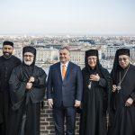 Orbán holds talks with patriarch of Melkite Greek Catholic Church
