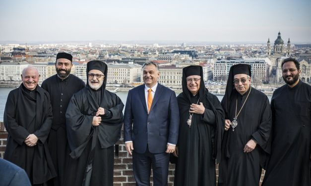 Melkite patriarch thanks Hungary support