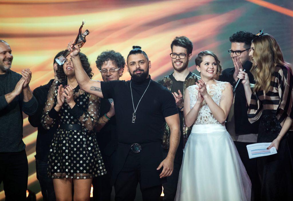 Pápai Joci Hungary Eurovision
