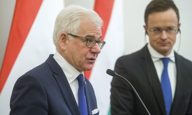 Hungary and Poland stand up for their national interests – Polish foreign minister visits Budapest