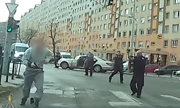 Hungarian Police shoots the convict: More details and Video here