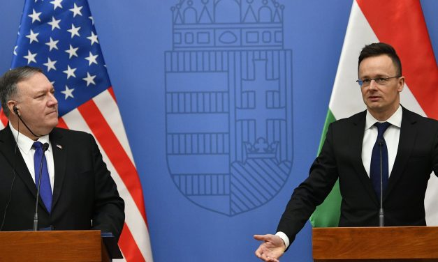 Pompeo in Hungary – Hungary-US political ties on the mend, says Foreign Minister Szijjártó