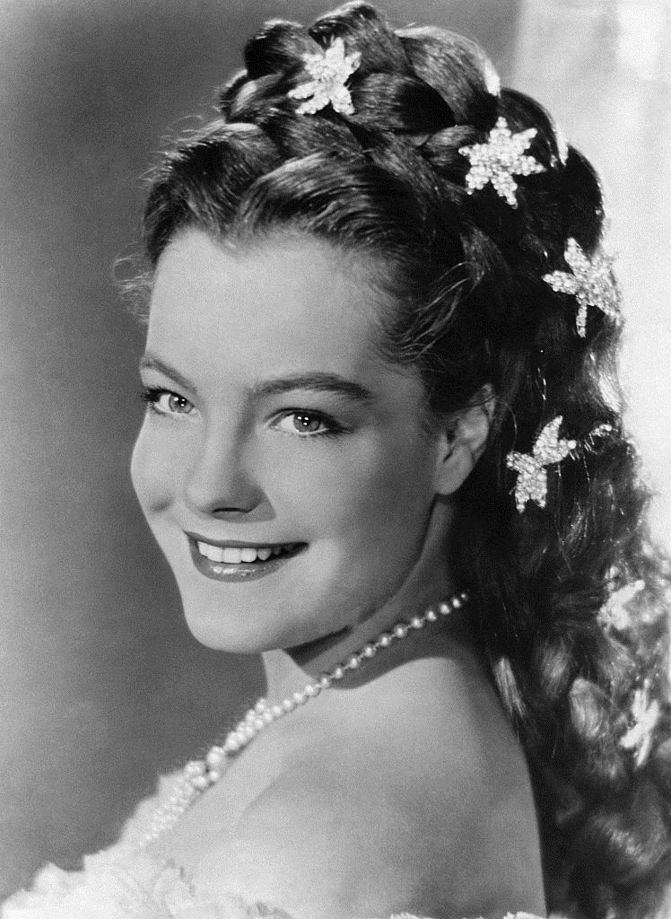 Romy Schneider, Sissi, movie, Empress, Queen of Hungary
