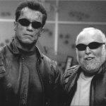 Schwarzenegger, Vajna, funeral, speech