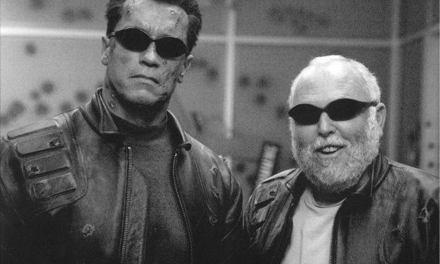 Schwarzenegger attending Andy Vajna's funeral in Budapest