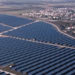 Solar power plant in Felsőzsolca