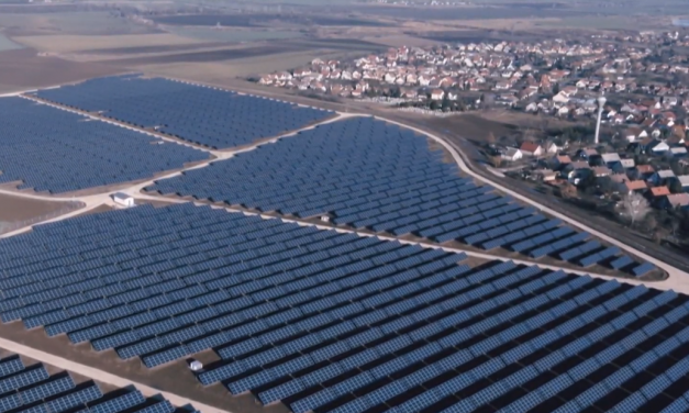 Hungary's biggest solar power plant to provide electricity for thousands of people!