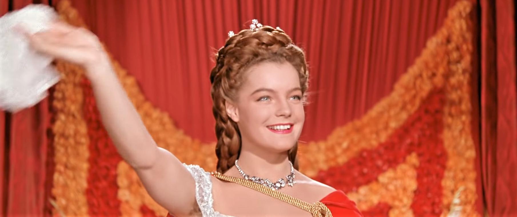Sissi, Romy Schneider, movie, Empress, Hungary, Queen